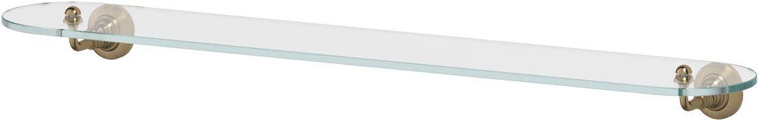 Полка для ванной 3SC Stilmar, 80 см, цвет: античная бронза. STI 516STI 516Дизайн коллекций компании 3SC оригинален и узнаваем. Цель дизайнеров — находить равновесие между эстетикой и функциональностью. Это обдуманная четкая философия, которая проходит через все процессы производства мастерской региона Тоскана.Многолетний опыт, воплощение социальных и культурных традиций, а также постоянный поиск новых решений?– все это сконцентрировано в коллекциях 3SC. Особенное внимание уделяется декоративной отделке изделий, которая выполнена умелыми руками настоящих итальянских мастеров. Разнообразие стилей позволяет удовлетворить различные вкусы клиента от «классики» до «хай-тек», давая возможность гармонично сочетать аксессуары с зеркалами и освещением.