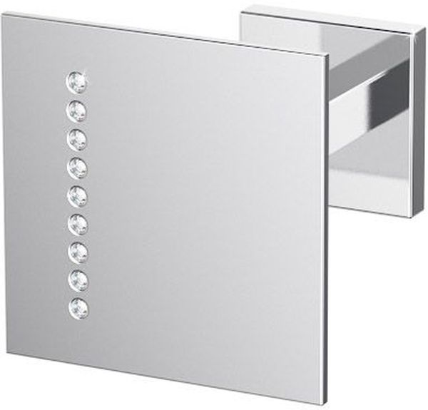 Держатель универсальный Lineag Tiffany Lux, цвет: хром. TIF 903TIF 903В течение 20 лет компания Lineag разрабатывает и производит эксклюзивные аксессуары для ванной комнаты, используя современные технологии и высококачественные материалы. Каждый продукт Lineag произведен исключительно в Италии. Изысканный дизайн аксессуаров Lineag создает уникальную атмосферу уюта и роскоши в вашей ванной.