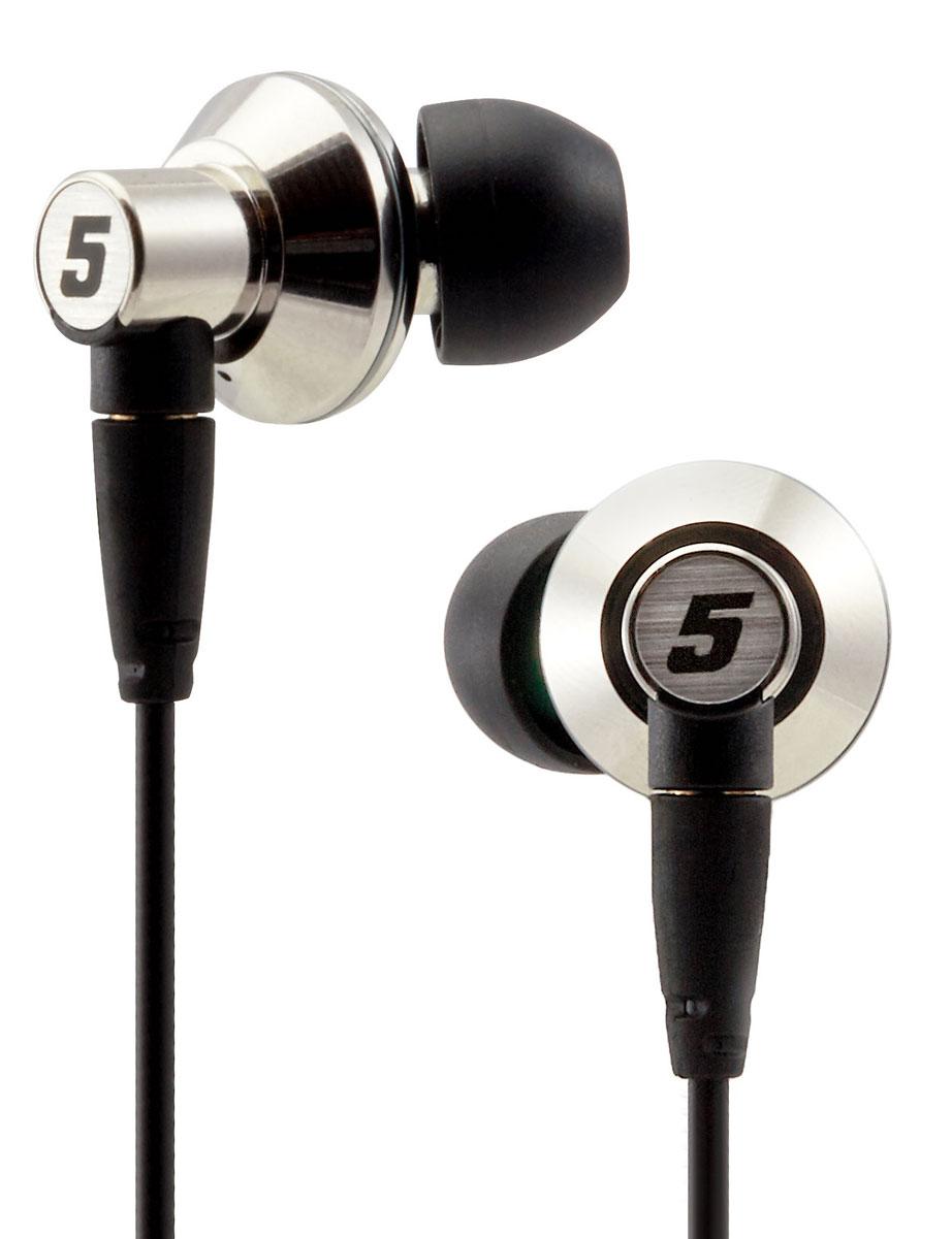 DUNU DN-Titan5 наушники15119118Наушники DUNU TITAN5, прошедшие сертификацию 'Hi-Res Audio', оснащены мощным излучателем с крупной 13-миллиметровой титановой мембраной. Модель обладает исключительно чистым звучанием и отличается быстрыми звуковыми переходами. TITAN5 обеспечивают глубокие басы, приятный эмоциональный вокал, прозрачные и ровные высокие частоты. При таком детализированном и точном воспроизведении, широкой и натуралистичной звуковой сцене и правдоподобном позиционировании, прослушивание музыки доставит вам несказанное удовольствие.Корпус устройства изготовлен из нержавеющей стали на станке с ЧПУ и трижды отполирован, что делает внешний вид наушников элегантным, а поверхность стойкой к царапинам. Отсоединяемый кабель позволяет не только заменить его в случае повреждения, но и произвести апгрейд системы. В комплекте вы найдете целый ряд полезных аксессуаров.ОсобенностиВставные динамические наушникиТ-диафрагмы нано-классаНержавеющая сталь 316LАудио высокого разрешения (Hi-Res Audio)Предназначены для широкого круга аудиоплееров