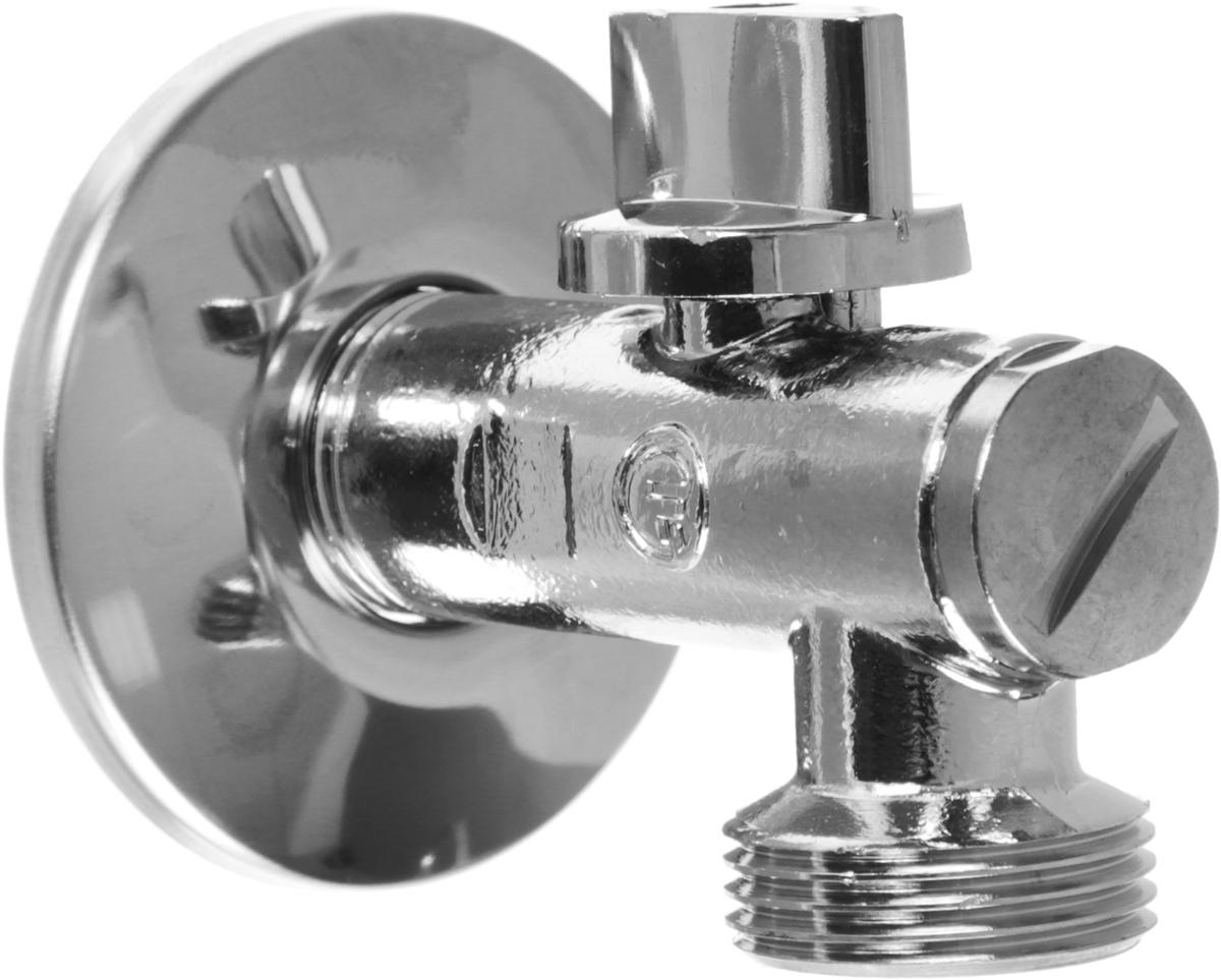 Кран шаровой Fornara угловой, с фильтром, Н - Н, 1/2 х 3/414609Кран Fornara применяется для водоснабжения, отопления и систем сжатого воздуха. Изделие оснащено фильтром.Диапазон рабочих температур: от +5°C до +95°C.Рабочее давление: 10 бар.Корпус крана покрыт никелем и хромирован гальваническим способом.Корпус обрабатывается специальным способом.