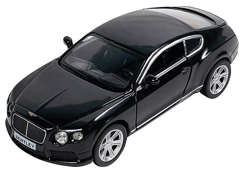 Pitstop Модель автомобиля Bentley Continental GT V8 цвет черный