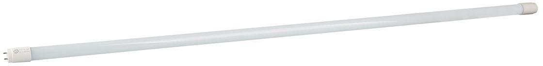 Лампа светодиодная REV, дневной свет, цоколь G13, 18W, 4000 K. 32392 132392 1Светодиодная лампа REV используется для освещения помещений. Работает при помощи высокоэффективных планарных светодиодов. Излучает естественный белый свет. Оснащена универсальным, для такого типа светильников, цоколем G13.Тип лампы: LED.Цоколь: G13.Потребляемая мощность: 18 Вт.Световой поток: 1680 Лм.Цветовая температура: 4000 K.Номинальное напряжение: 220-240 В.Свечение: дневной.Диаметр: 2,6 см.Длина: 120 см.Срок службы: 30000 часов.