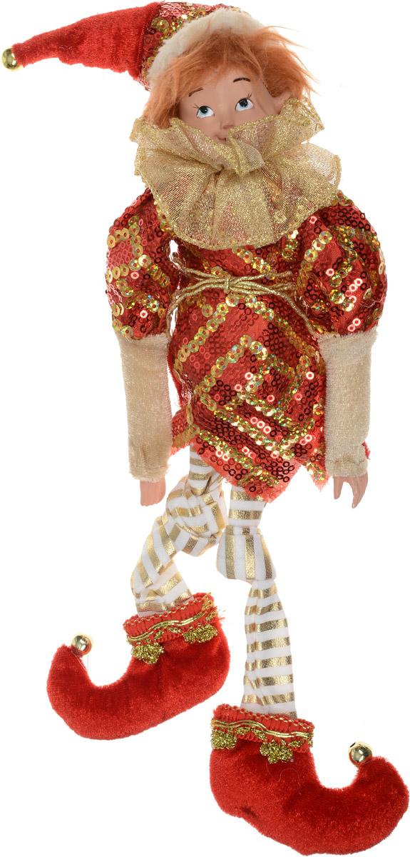 Кукла декоративная Эльф, высота 38 см эльф фея