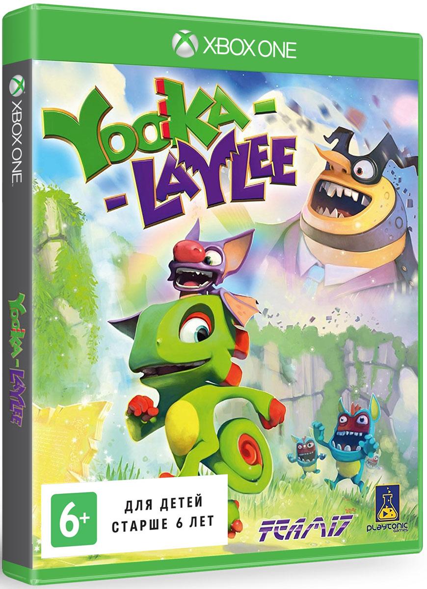 Yooka-Laylee (Xbox One), Playtonic Games