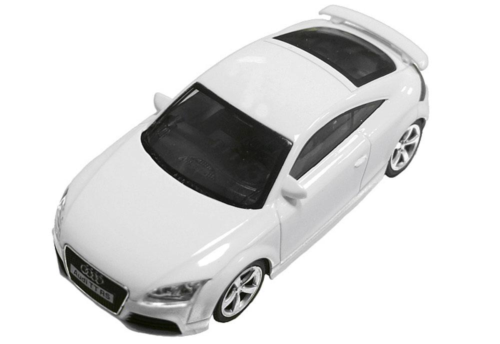 Pitstop Модель автомобиля Audi TT Coupe цвет белый pitstop модель автомобиля range rover evoque цвет белый
