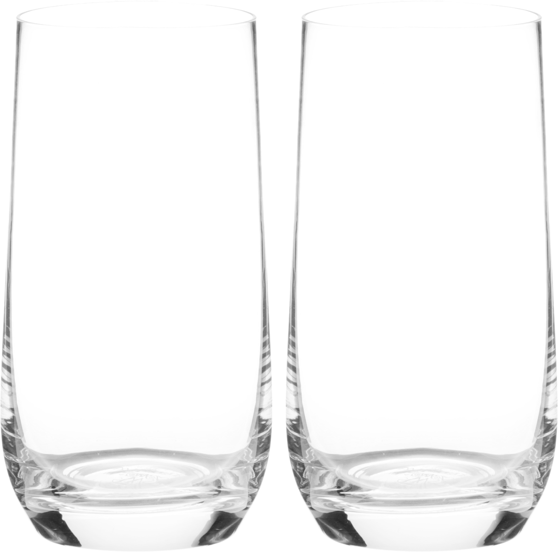 Набор стаканов Wilmax, 500 мл, 2 штWL-888052 / 2CНабор Wilmax состоит из двух стаканов, выполненных из прочного стекла. Стаканы предназначены для подачи воды или коктейлей. Они сочетают в себе элегантный дизайн и функциональность. Благодаря такому набору пить напитки будет еще вкуснее.Набор стаканов Wilmax прекрасно оформит праздничный стол и создаст приятную атмосферу за романтическим ужином. Такой набор также станет хорошим подарком к любому случаю. Стаканы можно мыть в посудомоечной машине.Диаметр стакана (по верхнему краю): 6,5 см. Высота стакана: 14,5 см.