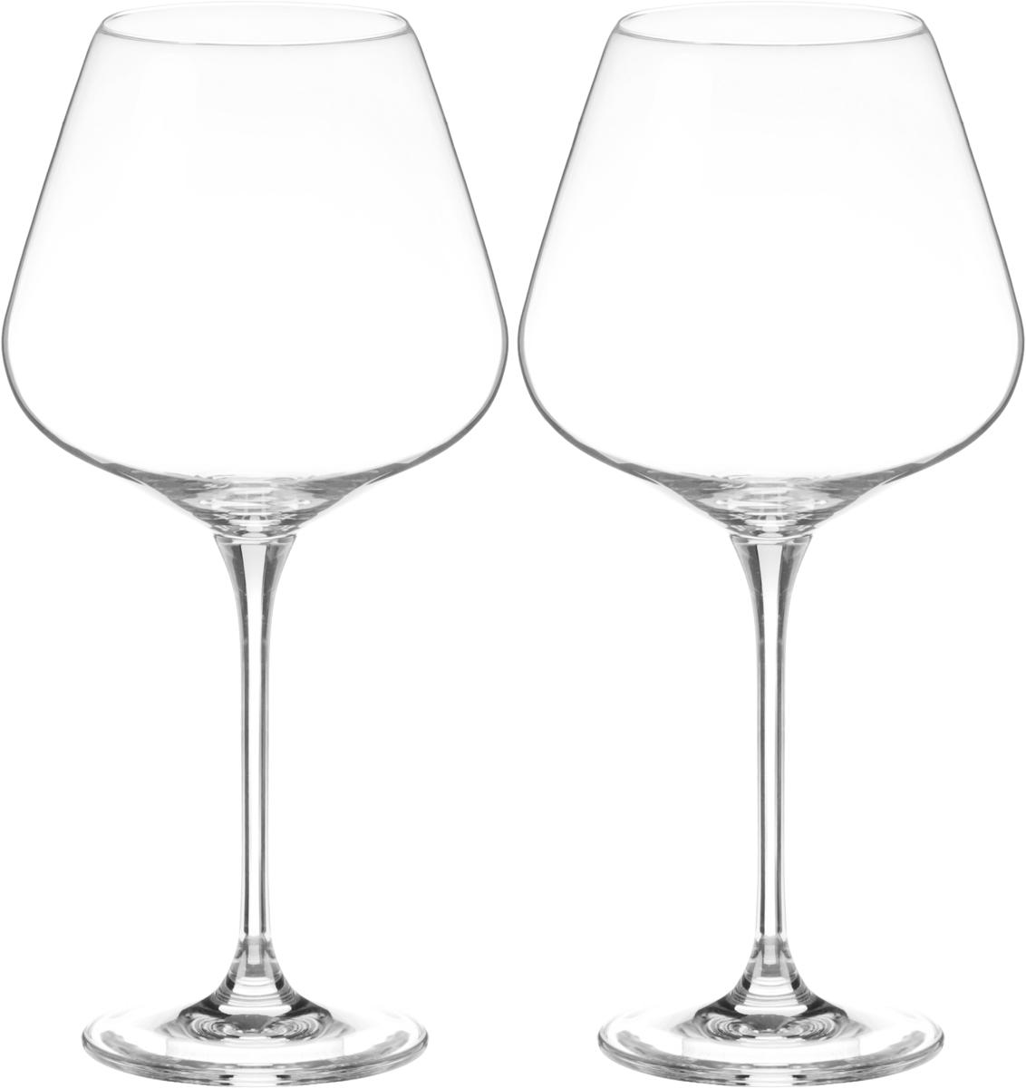 """Набор """"Wilmax"""" состоит из двух бокалов, выполненных из стекла. Изделия оснащены  высокими ножками и предназначены для подачи вина. Они сочетают в себе элегантный  дизайн и функциональность. Набор бокалов """"Wilmax"""" прекрасно оформит праздничный  стол и создаст приятную атмосферу за романтическим ужином. Такой набор также станет  хорошим подарком к любому случаю. Бокалы можно мыть в посудомоечной машине. Диаметр бокала по верхнему краю: 7,5 см.Диаметр основания: 8,3 см. Высота бокала: 25,5 см."""