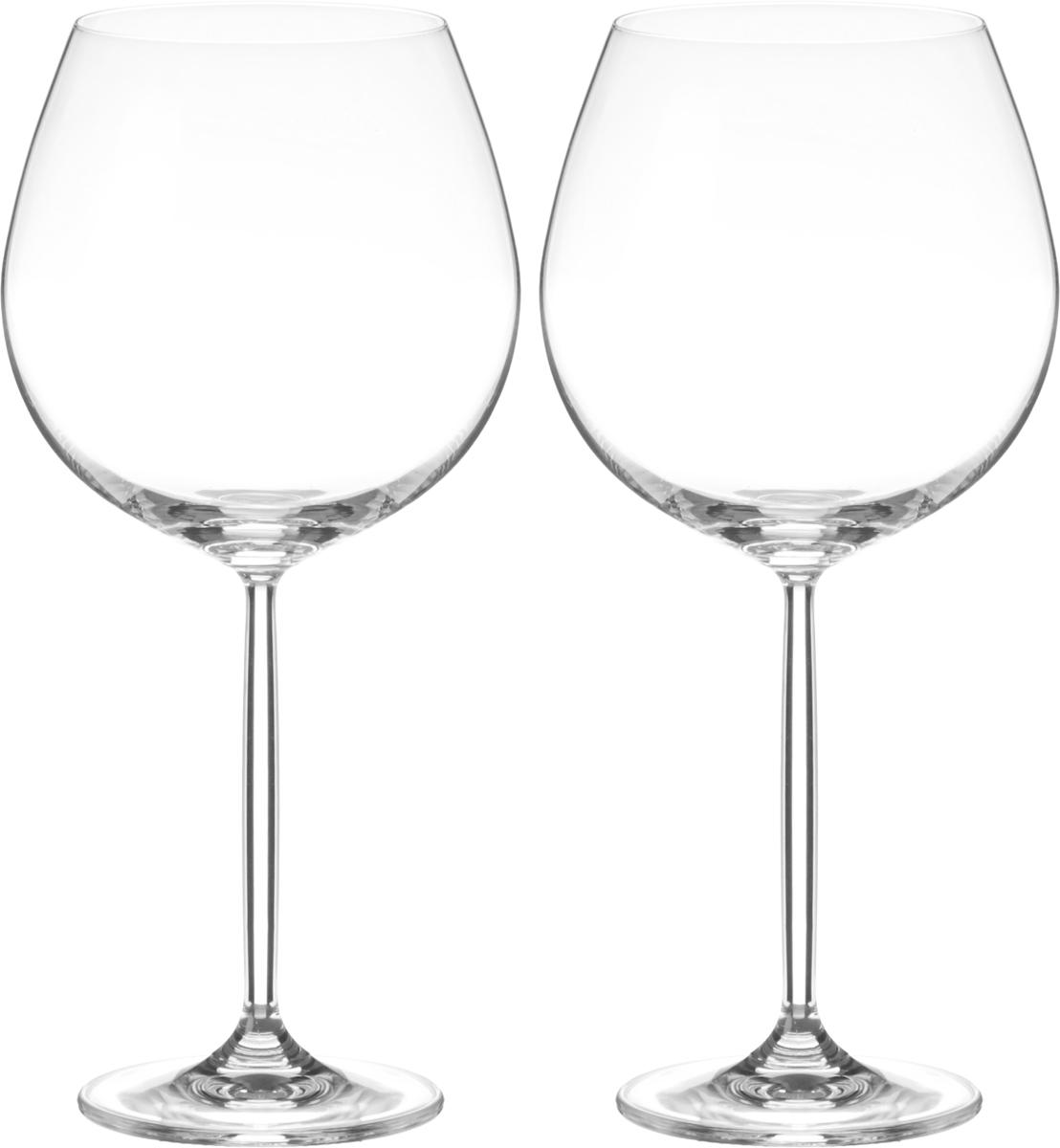 Набор бокалов для вина Wilmax, 850 мл, 2 штWL-888004 / 2CНабор Wilmax состоит из двух бокалов, выполненных из стекла. Изделия оснащены высокими ножками и предназначены для подачи вина. Они сочетают в себе элегантный дизайн и функциональность. Набор бокалов Wilmax прекрасно оформит праздничный стол и создаст приятную атмосферу за романтическим ужином. Такой набор также станет хорошим подарком к любому случаю. Бокалы можно мыть в посудомоечной машине.Диаметр бокала по верхнему краю: 8 см.Диаметр основания: 8,3 см.Высота бокала: 25 см.