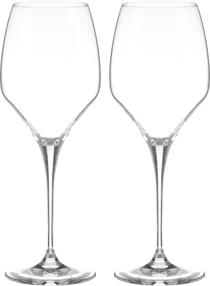 Набор бокалов для вина Wilmax, 460 мл, 2 штWL-888042 / 2CНабор Wilmax состоит из двух бокалов, выполненных из стекла. Изделия оснащены высокими ножками и предназначены для подачи вина. Они сочетают в себе элегантный дизайн и функциональность. Набор бокалов Wilmax прекрасно оформит праздничный стол и создаст приятную атмосферу за романтическим ужином. Такой набор также станет хорошим подарком к любому случаю. Бокалы можно мыть в посудомоечной машине.Диаметр бокала по верхнему краю: 6 см.Диаметр основания: 8 см.Высота бокала: 25 см.