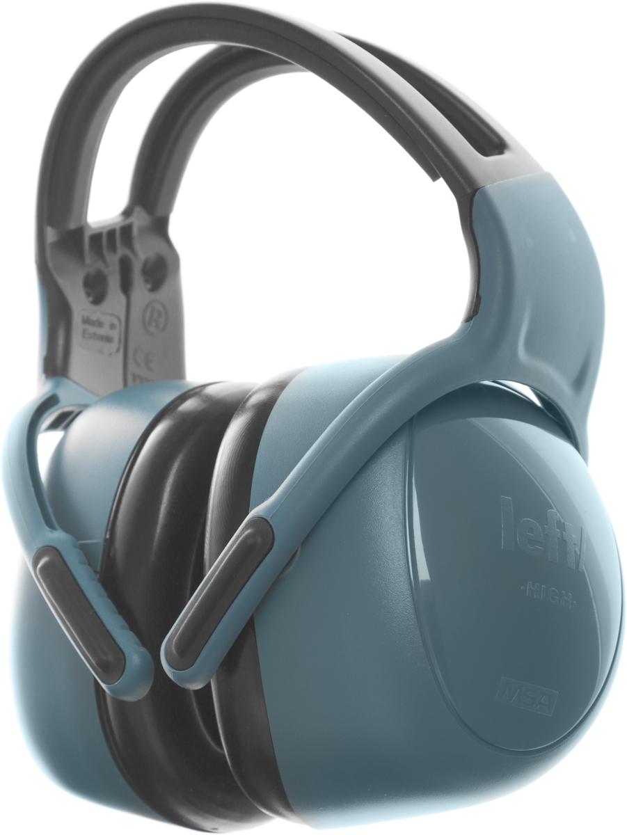 Наушники для стрельбы MSA Sordin Left/Right Headband, пассивные, цвет: синий10087400_blueИндивидуальные наушники MSA Sordin Left/Right Headband со специальной конструкцией для левого и правого уха компенсируют асимметрию ушей. Принципиально новая конструкция держателя и более тонкие и мягкие амбушюры обеспечивают оптимальное прилегание и высокий уровень комфорта для пользователя. Большие чашки оставляют достаточно большое пространство для ушей, гарантируя надлежащую защиту органов слуха для ушей любой формы и размеров.SNR - Single Number Raiting (единый цифровой индекс): 33dB.NRR - Noise Reduction Raiting: 28dB.
