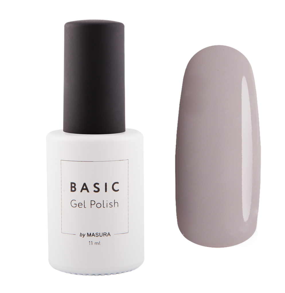Masura Гель-лак BASIC Доппио, 11 мл294-293бежевый теплый тауп, плотныйКак ухаживать за ногтями: советы эксперта. Статья OZON Гид