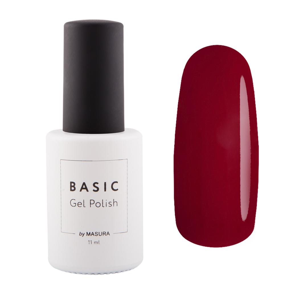 Masura Гель-лак BASIC Красное Кимоно, 11 мл294-299насыщенный алый, плотныйКак ухаживать за ногтями: советы эксперта. Статья OZON Гид