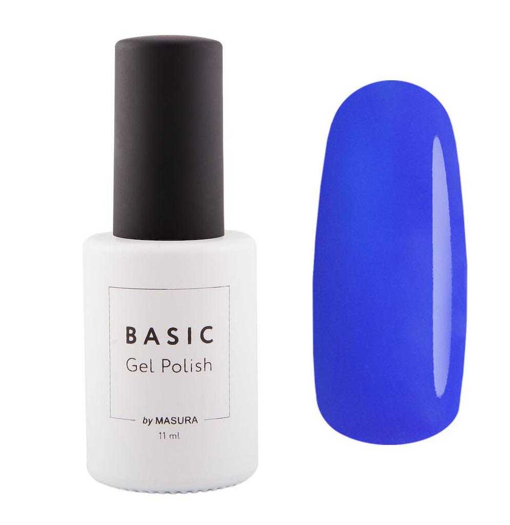 Masura Гель-лак BASIC Лазурит, 11 мл294-315яркий цвет лазурита с кобальтово-синим подтоном, плотныйКак ухаживать за ногтями: советы эксперта. Статья OZON Гид