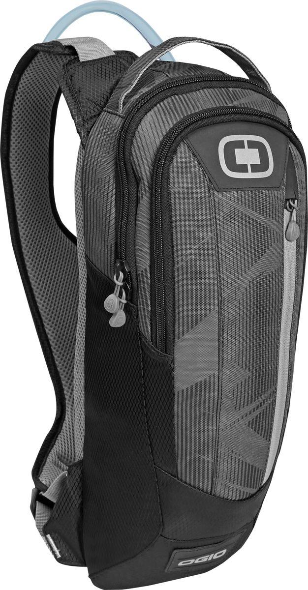 Рюкзак спортивный OGIO Moto. Atlas 100 Hydration Pack (A/S), цвет: темно-серый. 031652237810