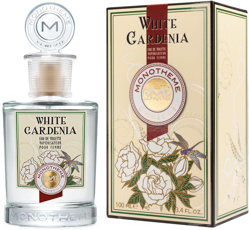 Monotheme Туалетная вода женская Monotheme Classic White Gardenia, 100 мл401102На языке цветов гардения символизирует тайную любовь, но в тоже время она является символом чистоты и искренности. Роскошная и изысканная гардения бесспорно является главным украшением этого утонченного цветочного аромата.