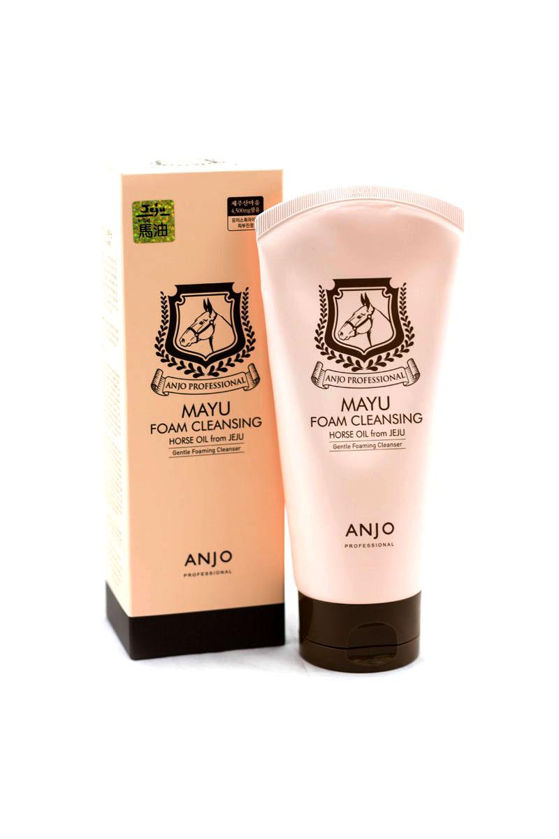 Anjо Professional Пенка для умывания с лошадиным жиром, 150 мл342588