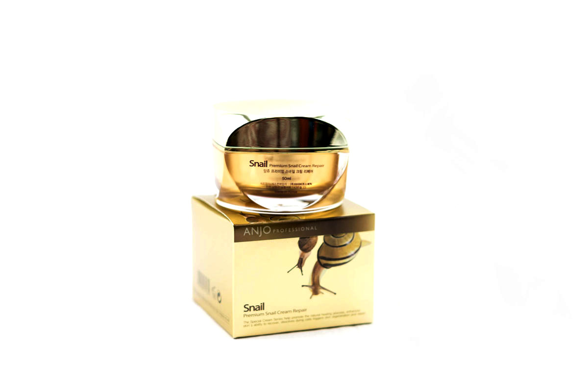 Anjо Professiona Восстанавливающий крем с высоким содержанием муцина улитки Premium Snail Cream Repair, 50 мл289854