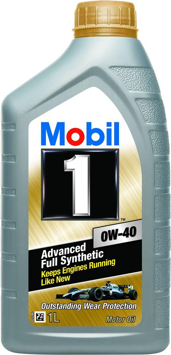 Масло моторное Mobil, синтетическое, класс вязкости 0W-40, 1 л152080Полностью синтетическое моторное масло Mobil разработано для новейших бензиновых и дизельных двигателей (без дизельных сажевых фильтров) и демонстрирует отличные эксплуатационные свойства. Обеспечивает исключительную чистоту двигателя и высокую эффективность его защиты от износа, атакже другие важные эксплуатационные преимущества. С маслом Mobil двигатель работает как новый в любых условиях вождения и эксплуатации.Благодаря плодотворному техническому сотрудничеству с ведущими автопроизводителями и применению новейших технологий в области смазочных материалов, масло Mobil рекомендуется для многих типов современных автомобилей, в которых оно обеспечивает непревзойденные эксплуатационные свойства, даже при вождении в очень жестких условиях.Применяется в:- современных двигателях, созданных на основе новейших технологий, включая двигатели с турбонаддувом, двигатели с прямым впрыском, дизельные (без сажевых фильтров) и гибридные двигатели;- двигателях с повышенными рабочими характеристиками;- практически любых условиях эксплуатации, от умеренных до экстремальных.Товар сертифицирован.