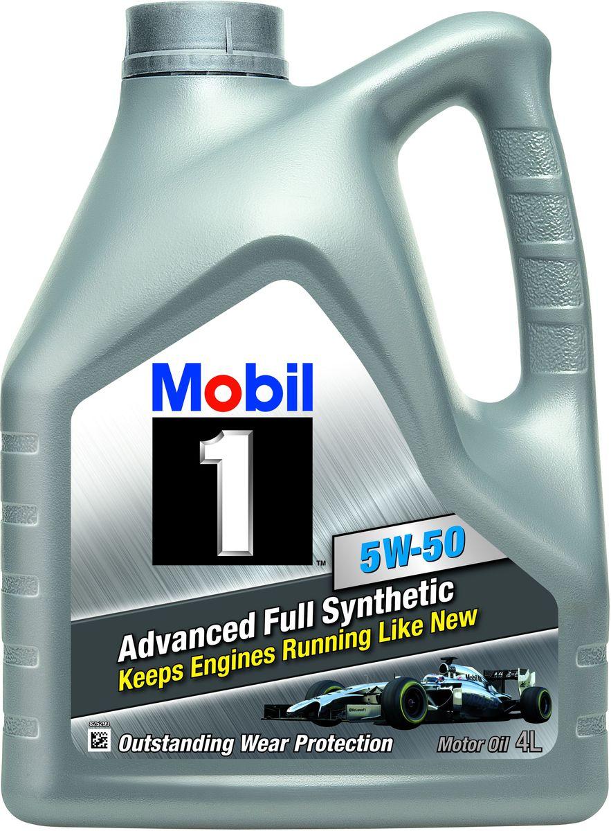 Масло моторное Mobil, синтетическое, класс вязкости 5W-50, 4 л152082Mobil является наиболее популярной в мире маркой синтетического моторного масла, которое обеспечивает наилучшие эксплуатационные характеристики и прекрасную защиту. Благодаря технологии Mobil 1, ваш двигатель работает как новый.Mobil - это синтетическое моторное масло с улучшенными эксплуатационными свойствами, которое обеспечивает исключительно эффективную очистку двигателя.Mobil производится на основе собственной композиции синтетических базовых масел с высокими рабочими характеристиками, которая усилена точно сбалансированной системой присадоки обеспечивает:- защиту двигателя от износа и смазывание в течение всего интервала между заменами масла;- превосходную защиту двигателя за счет предотвращения накопления вредных отложений;- улучшенную технологию очистки для легковых автомобилей с большим пробегом (свыше 100 тыс.км);- улучшенную защиту от последствий использования топлива нестабильного качества;- защиту двигателя при пуске в условиях низких температур.Товар сертифицирован.