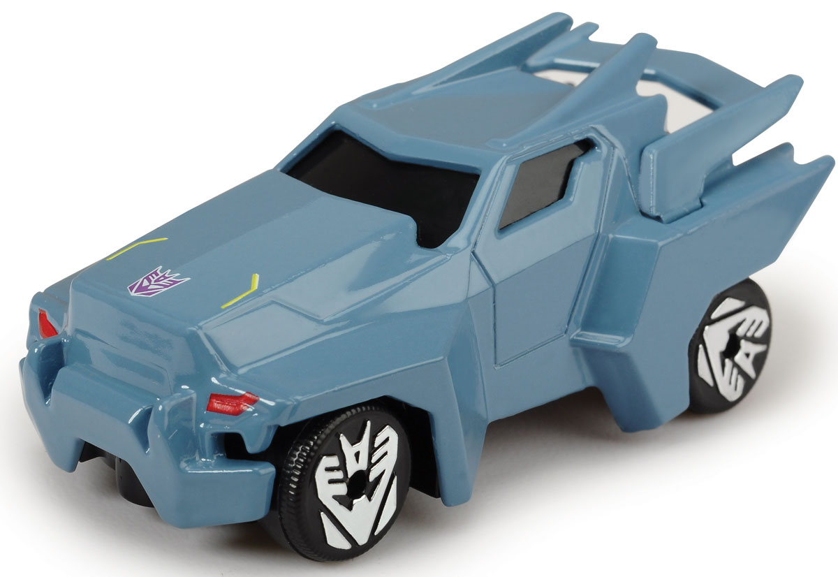 Dickie Toys Машинка Steeljaw 3113005 transformers robots in disguise wipe clean first writing