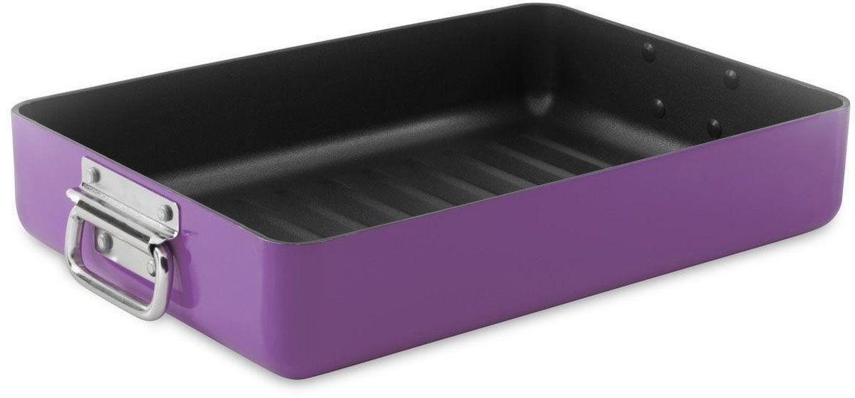 Противень BergHOFF Eclipse, 44,5 х 25 х 7 см, 5,6 л цвет: фиолетовый. 37001543700154
