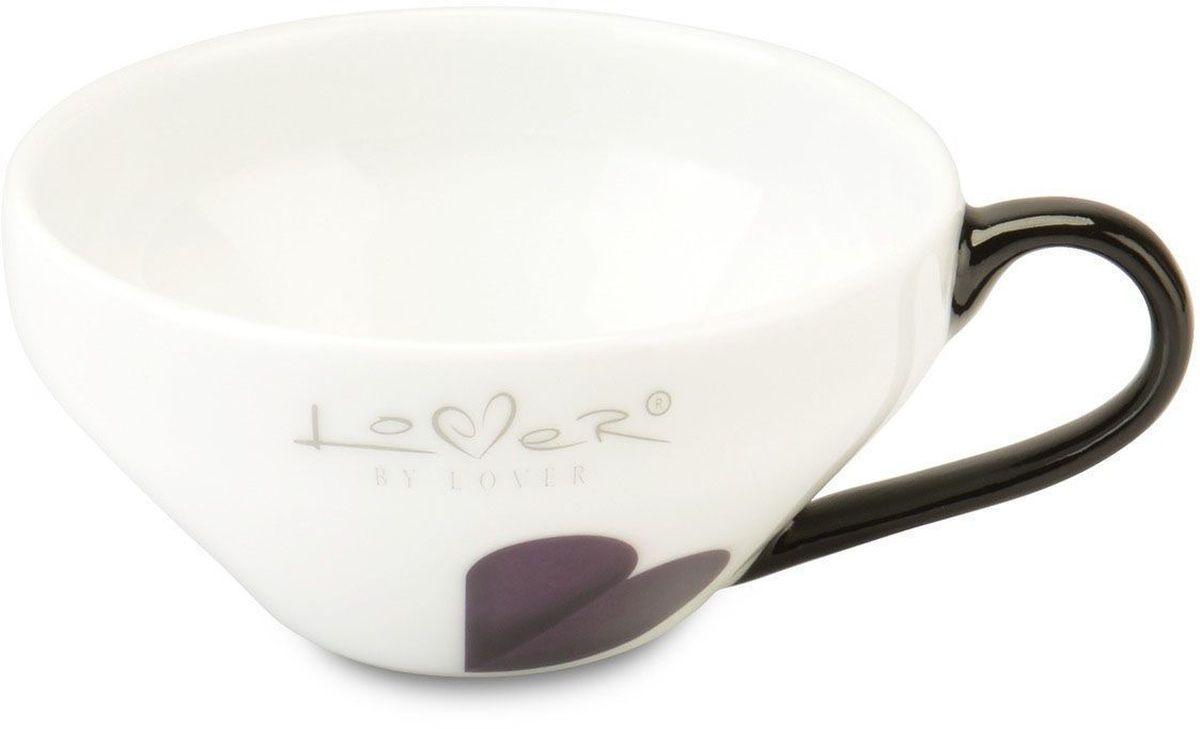 Набор кофейных чашек BergHOFF  Lover by Lover, 2 шт3800004Восхитительные кофейные чашки Lover by Lover из высококачественного витрофарфора позволяют самым очаровательным образом насладиться любимым напитком. Уникальная идея ведущего бельгийского дизайнера. Станет отличным подарком самому любимому, близкому и дорогому человеку. Можно мыть в посудомоечной машине. Подходят для использования в микроволновой печи. Объем чашки - 220 мл. Количество: 2 шт.