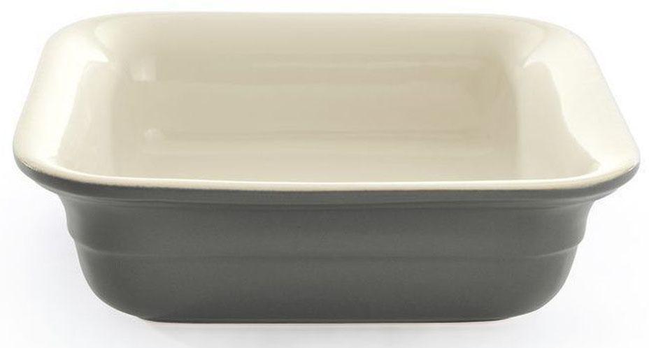 Блюдо для выпечки BergHOFF, квадратное, 20 х 20 см. 44902744490274Блюдо для выпечки BergHOFF изготовлено из жаропрочной глазурованной керамики, что обеспечивает оптимальное распределение тепла. Подходит для запекания различных блюд. Может быть использовано для подачи запеченных и охлажденных блюд на стол. Подходит для использования в СВЧ и духовом шкафу. Можно мыть в посудомоечной машине. Размер (по верхнему краю): 20 х 20 см.