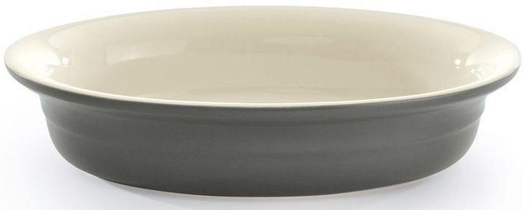 Блюдо для выпечки BergHOFF, овальное, 26 х 18 см. 44902794490279Блюдо для выпечки BergHOFF овальной формы изготовлено из жаропрочной глазурованной керамики, что обеспечивает оптимальное распределение тепла. Подходит для запекания различных блюд. Может быть использовано для подачи запеченных и охлажденных блюд на стол. Подходит для использования в СВЧ и духовом шкафу. Можно мыть в посудомоечной машине. Размер (по верхнему краю): 26 х 18 см.