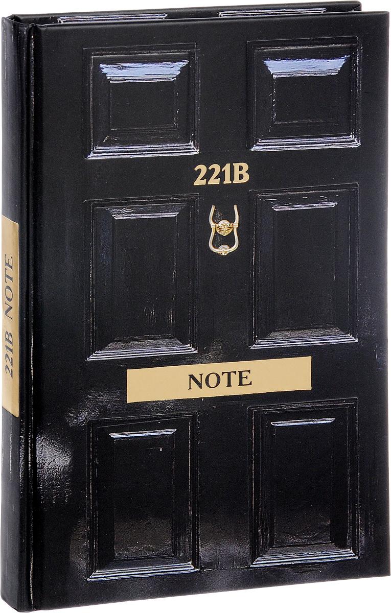 Шерлок. 221b Note. Блокнот лихачев д с заметки и наблюдения