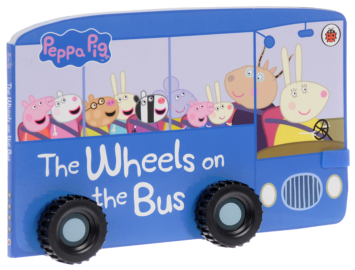 Peppa Pig: The Wheels on the Bus peppa goes to the library