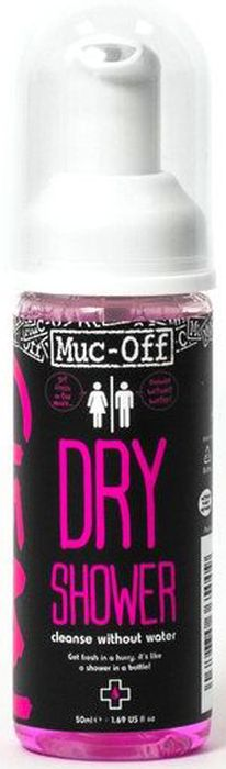 Сухой душ Muc-Off Dry Shower, 200 мл