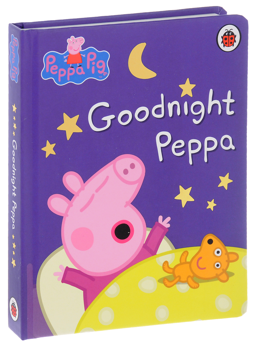 Goodnight Peppa peppa pig daddy