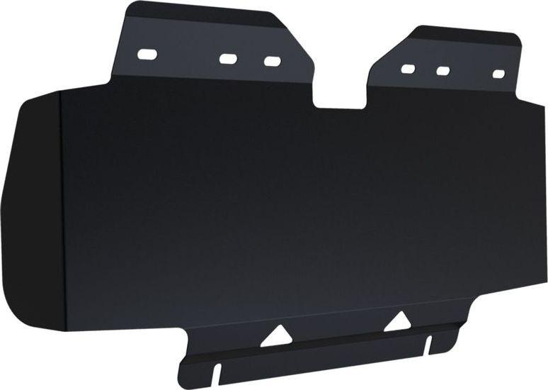 Защита радиатора Автоброня Nissan Patrol 2010-, сталь 2 мм1.04121.1Защита радиатора Автоброня Nissan Patrol, V - 5,6 2010-, сталь 2 мм, штатный крепеж, 1.04121.1Дополнительно можно приобрести другие защитные элементы из комплекта: защита картера - 111.04122.1, защита КПП - 111.04123.1, защита РК - 111.04124.2Стальные защиты Автоброня надежно защищают ваш автомобиль от повреждений при наезде на бордюры, выступающие канализационные люки, кромки поврежденного асфальта или при ремонте дорог, не говоря уже о загородных дорогах.- Имеют оптимальное соотношение цена-качество.- Спроектированы с учетом особенностей автомобиля, что делает установку удобной.- Защита устанавливается в штатные места кузова автомобиля.- Является надежной защитой для важных элементов на протяжении долгих лет.- Глубокий штамп дополнительно усиливает конструкцию защиты.- Подштамповка в местах крепления защищает крепеж от срезания.- Технологические отверстия там, где они необходимы для смены масла и слива воды, оборудованные заглушками, закрепленными на защите.Толщина стали 2 мм.В комплекте инструкция по установке.При установке используется штатный крепеж автомобиля.Уважаемые клиенты!Обращаем ваше внимание на тот факт, что защита имеет форму, соответствующую модели данного автомобиля. Наличие глубокого штампа и лючков для смены фильтров/масла предусмотрено не на всех защитах. Фото служит для визуального восприятия товара.