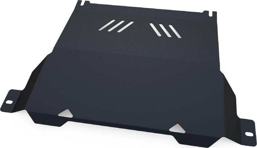 Защита КПП Автоброня Cadillac CTS 2008-, сталь 2 мм111.00804.1Защита КПП Автоброня Cadillac CTS, V - 2,8; 3,6 2008-, сталь 2 мм, комплект крепежа, 111.00804.1Дополнительно можно приобрести другие защитные элементы из комплекта: защита картера - 111.00802.1Стальные защиты Автоброня надежно защищают ваш автомобиль от повреждений при наезде на бордюры, выступающие канализационные люки, кромки поврежденного асфальта или при ремонте дорог, не говоря уже о загородных дорогах.- Имеют оптимальное соотношение цена-качество.- Спроектированы с учетом особенностей автомобиля, что делает установку удобной.- Защита устанавливается в штатные места кузова автомобиля.- Является надежной защитой для важных элементов на протяжении долгих лет.- Глубокий штамп дополнительно усиливает конструкцию защиты.- Подштамповка в местах крепления защищает крепеж от срезания.- Технологические отверстия там, где они необходимы для смены масла и слива воды, оборудованные заглушками, закрепленными на защите.Толщина стали 2 мм.В комплекте крепеж и инструкция по установке.Уважаемые клиенты!Обращаем ваше внимание на тот факт, что защита имеет форму, соответствующую модели данного автомобиля. Наличие глубокого штампа и лючков для смены фильтров/масла предусмотрено не на всех защитах. Фото служит для визуального восприятия товара.