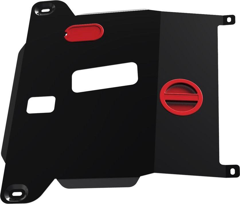 Защита картера и КПП Автоброня Chevrolet Cobalt 2013-2015/Ravon R4 2016-, сталь 2 мм111.01016.1Защита картера и КПП Автоброня для Chevrolet Cobalt, V - 1,5 2013-2015/Ravon R4, V - 1,5 2016-, сталь 2 мм, комплект крепежа, 111.01016.1Стальные защиты Автоброня надежно защищают ваш автомобиль от повреждений при наезде на бордюры, выступающие канализационные люки, кромки поврежденного асфальта или при ремонте дорог, не говоря уже о загородных дорогах.- Имеют оптимальное соотношение цена-качество.- Спроектированы с учетом особенностей автомобиля, что делает установку удобной.- Защита устанавливается в штатные места кузова автомобиля.- Является надежной защитой для важных элементов на протяжении долгих лет.- Глубокий штамп дополнительно усиливает конструкцию защиты.- Подштамповка в местах крепления защищает крепеж от срезания.- Технологические отверстия там, где они необходимы для смены масла и слива воды, оборудованные заглушками, закрепленными на защите.Толщина стали 2 мм.В комплекте крепеж и инструкция по установке.Уважаемые клиенты!Обращаем ваше внимание на тот факт, что защита имеет форму, соответствующую модели данного автомобиля. Наличие глубокого штампа и лючков для смены фильтров/масла предусмотрено не на всех защитах. Фото служит для визуального восприятия товара.