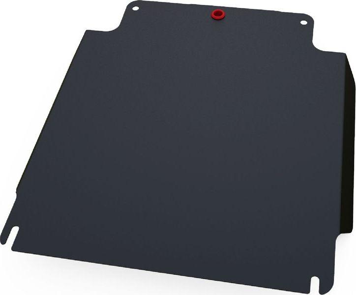 Защита КПП Автоброня Ford Ranger 2007-2012/Mazda BT 50 2006-2012, сталь 2 мм111.01809.1Защита КПП Автоброня для Ford Ranger, V - 2,5Т 2007-2012/Mazda BT 50, V - 2,5 2006-2012, сталь 2 мм, комплект крепежа, 111.01809.1Дополнительно можно приобрести другие защитные элементы из комплекта: защита картера - 111.01821.1, защита РК - 111.01810.1Стальные защиты Автоброня надежно защищают ваш автомобиль от повреждений при наезде на бордюры, выступающие канализационные люки, кромки поврежденного асфальта или при ремонте дорог, не говоря уже о загородных дорогах.- Имеют оптимальное соотношение цена-качество.- Спроектированы с учетом особенностей автомобиля, что делает установку удобной.- Защита устанавливается в штатные места кузова автомобиля.- Является надежной защитой для важных элементов на протяжении долгих лет.- Глубокий штамп дополнительно усиливает конструкцию защиты.- Подштамповка в местах крепления защищает крепеж от срезания.- Технологические отверстия там, где они необходимы для смены масла и слива воды, оборудованные заглушками, закрепленными на защите.Толщина стали 2 мм.В комплекте крепеж и инструкция по установке.Уважаемые клиенты!Обращаем ваше внимание на тот факт, что защита имеет форму, соответствующую модели данного автомобиля. Наличие глубокого штампа и лючков для смены фильтров/масла предусмотрено не на всех защитах. Фото служит для визуального восприятия товара.