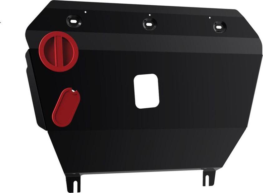 Защита картера и КПП Автоброня Geely Emgrand X7 2013-, сталь 2 мм111.01911.1Защита картера и КПП Автоброня Geely Emgrand X7, FWD, V - 2,0; 2,4 2013-, сталь 2 мм, комплект крепежа, 111.01911.1Стальные защиты Автоброня надежно защищают ваш автомобиль от повреждений при наезде на бордюры, выступающие канализационные люки, кромки поврежденного асфальта или при ремонте дорог, не говоря уже о загородных дорогах.- Имеют оптимальное соотношение цена-качество.- Спроектированы с учетом особенностей автомобиля, что делает установку удобной.- Защита устанавливается в штатные места кузова автомобиля.- Является надежной защитой для важных элементов на протяжении долгих лет.- Глубокий штамп дополнительно усиливает конструкцию защиты.- Подштамповка в местах крепления защищает крепеж от срезания.- Технологические отверстия там, где они необходимы для смены масла и слива воды, оборудованные заглушками, закрепленными на защите.Толщина стали 2 мм.В комплекте крепеж и инструкция по установке.Уважаемые клиенты!Обращаем ваше внимание на тот факт, что защита имеет форму, соответствующую модели данного автомобиля. Наличие глубокого штампа и лючков для смены фильтров/масла предусмотрено не на всех защитах. Фото служит для визуального восприятия товара.