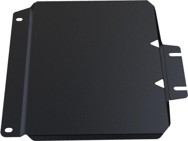 Защита РК Автоброня Nissan NP 300 2008-2015, сталь 2 мм111.04127.1Защита РК Автоброня Nissan NP 300, V - 2,5TD 2008-2015, сталь 2 мм, комплект крепежа, 111.04127.1Дополнительно можно приобрести другие защитные элементы из комплекта: защита картера - 111.04125.1, защита КПП - 111.04126.1Стальные защиты Автоброня надежно защищают ваш автомобиль от повреждений при наезде на бордюры, выступающие канализационные люки, кромки поврежденного асфальта или при ремонте дорог, не говоря уже о загородных дорогах.- Имеют оптимальное соотношение цена-качество.- Спроектированы с учетом особенностей автомобиля, что делает установку удобной.- Защита устанавливается в штатные места кузова автомобиля.- Является надежной защитой для важных элементов на протяжении долгих лет.- Глубокий штамп дополнительно усиливает конструкцию защиты.- Подштамповка в местах крепления защищает крепеж от срезания.- Технологические отверстия там, где они необходимы для смены масла и слива воды, оборудованные заглушками, закрепленными на защите.Толщина стали 2 мм.В комплекте крепеж и инструкция по установке.Уважаемые клиенты!Обращаем ваше внимание на тот факт, что защита имеет форму, соответствующую модели данного автомобиля. Наличие глубокого штампа и лючков для смены фильтров/масла предусмотрено не на всех защитах. Фото служит для визуального восприятия товара.