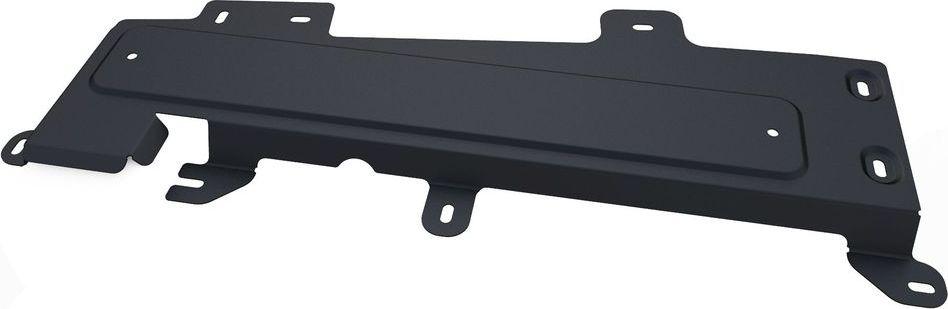 Защита топливных трубок Автоброня Nissan X-Trail 2015-, сталь 2 мм111.04161.1Защита топливных трубок Автоброня Nissan X-Trail, V - 2,0: 2,5 2015-, сталь 2 мм, комплект крепежа, 111.04161.1Стальные защиты Автоброня надежно защищают ваш автомобиль от повреждений при наезде на бордюры, выступающие канализационные люки, кромки поврежденного асфальта или при ремонте дорог, не говоря уже о загородных дорогах.- Имеют оптимальное соотношение цена-качество.- Спроектированы с учетом особенностей автомобиля, что делает установку удобной.- Защита устанавливается в штатные места кузова автомобиля.- Является надежной защитой для важных элементов на протяжении долгих лет.- Глубокий штамп дополнительно усиливает конструкцию защиты.- Подштамповка в местах крепления защищает крепеж от срезания.- Технологические отверстия там, где они необходимы для смены масла и слива воды, оборудованные заглушками, закрепленными на защите.Толщина стали 2 мм.В комплекте крепеж и инструкция по установке.Уважаемые клиенты!Обращаем ваше внимание на тот факт, что защита имеет форму, соответствующую модели данного автомобиля. Наличие глубокого штампа и лючков для смены фильтров/масла предусмотрено не на всех защитах. Фото служит для визуального восприятия товара.