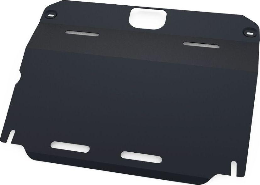 Защита картера и КПП Автоброня Mg 6 2013-, сталь 2 мм111.08602.1Защита картера и КПП Автоброня Mg 6 АКПП, V - 1,8T 2013-, сталь 2 мм, комплект крепежа, 111.08602.1Стальные защиты Автоброня надежно защищают ваш автомобиль от повреждений при наезде на бордюры, выступающие канализационные люки, кромки поврежденного асфальта или при ремонте дорог, не говоря уже о загородных дорогах.- Имеют оптимальное соотношение цена-качество.- Спроектированы с учетом особенностей автомобиля, что делает установку удобной.- Защита устанавливается в штатные места кузова автомобиля.- Является надежной защитой для важных элементов на протяжении долгих лет.- Глубокий штамп дополнительно усиливает конструкцию защиты.- Подштамповка в местах крепления защищает крепеж от срезания.- Технологические отверстия там, где они необходимы для смены масла и слива воды, оборудованные заглушками, закрепленными на защите.Толщина стали 2 мм.В комплекте крепеж и инструкция по установке.Уважаемые клиенты!Обращаем ваше внимание на тот факт, что защита имеет форму, соответствующую модели данного автомобиля. Наличие глубокого штампа и лючков для смены фильтров/масла предусмотрено не на всех защитах. Фото служит для визуального восприятия товара.