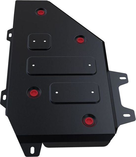 Защита топливного бака Автоброня Changan CS35 2011-, сталь 2 мм