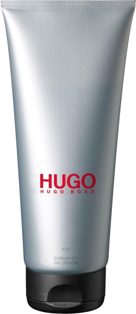 Hugo Boss Hugo Iced Гель для душа 200 мл гель для душа hugo boss bottled unlimited 150 мл