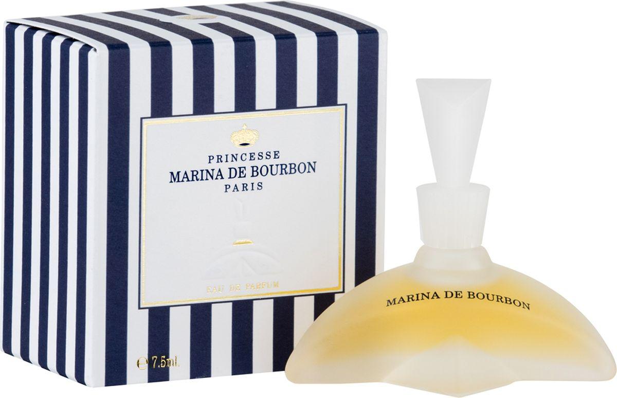 Princesse Marina De Bourbon Paris Classique Миниатюра парфюмерная вода 7,5 мл marina de bourbon mon bouquet