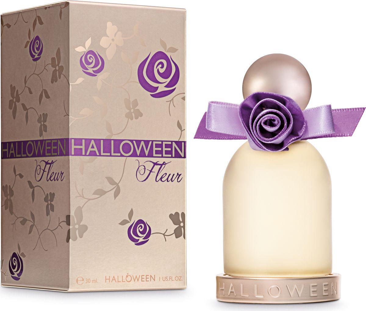 Halloween Fleur Туалетная вода 30 мл49061Эликсир молодости, аромат, пробуждающий Жизнь.