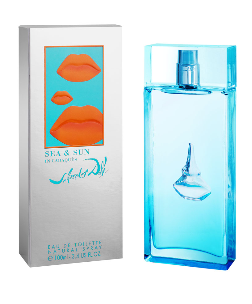 Les Parfums Salvador Dali Sea&sun In Cadaques Туалетная вода 100 мл les parfums salvador dali sea