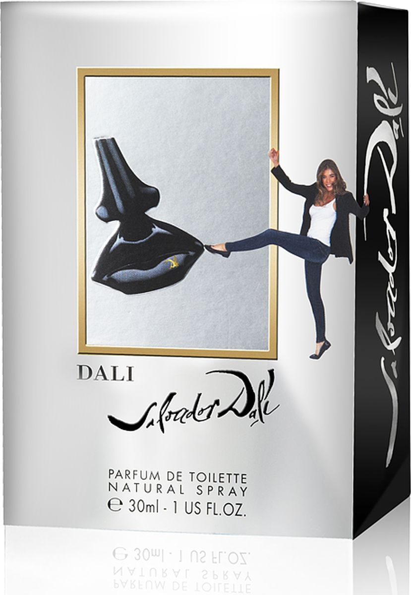 Les Parfums Salvador Dali Dali Feminin Парфюмерная вода black edition 30 мл89661Уникальные духи, созданные как произведение искусства, как картина, со своей темой, цветом и полутонами; как поэма редких эссенций, гармонично сочетающихся в едином произведении. В 1981 году Сальвадор Дали закончил картину Явление лица Афродиты Книдской в ландшафте. Он сам сделал рисунок для первого флакона и принимал непосредственное участие в создании аромата. Роскошь царственной розы и элегантность классического жасмина – знаковые ноты самых дорогих духов в истории парфюмерии.Краткий гид по парфюмерии: виды, ноты, ароматы, советы по выбору. Статья OZON Гид
