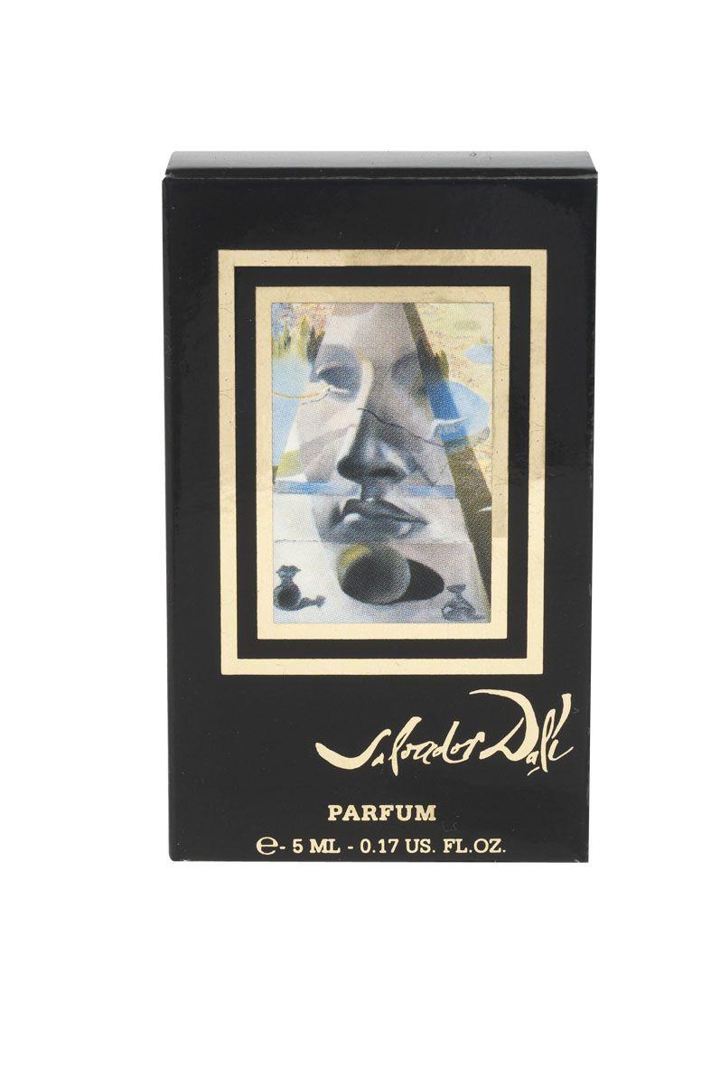 Les Parfums Salvador Dali Dali Feminin Миниатюра духи 5 мл89798Уникальные духи, созданные как произведение искусства, как картина, со своей темой, цветом и полутонами; как поэма редких эссенций, гармонично сочетающихся в едином произведении. В 1981 году Сальвадор Дали закончил картину Явление лица Афродиты Книдской в ландшафте. Он сам сделал рисунок для первого флакона и принимал непосредственное участие в создании аромата. Роскошь царственной розы и элегантность классического жасмина – знаковые ноты самых дорогих духов в истории парфюмерии.Краткий гид по парфюмерии: виды, ноты, ароматы, советы по выбору. Статья OZON Гид