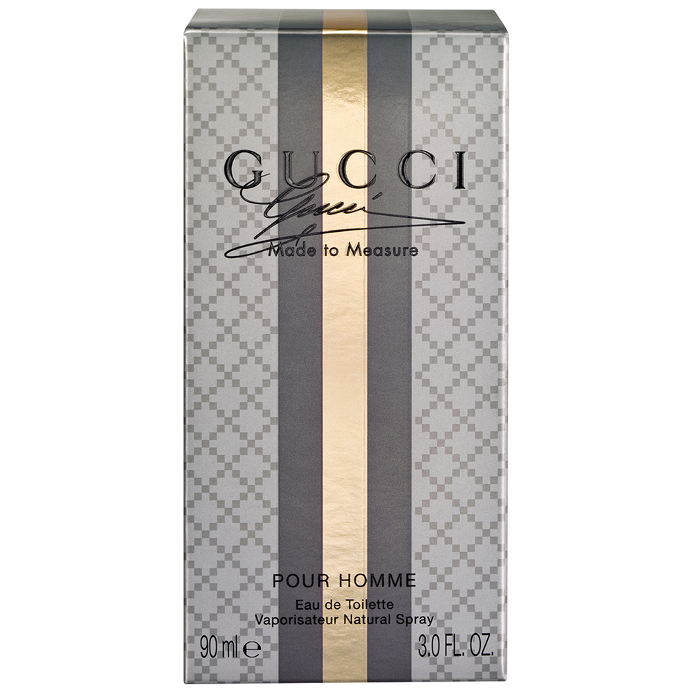 Gucci By Gucci Made To Measure Туалетная вода 90 мл gucci flora by gucci отзывы