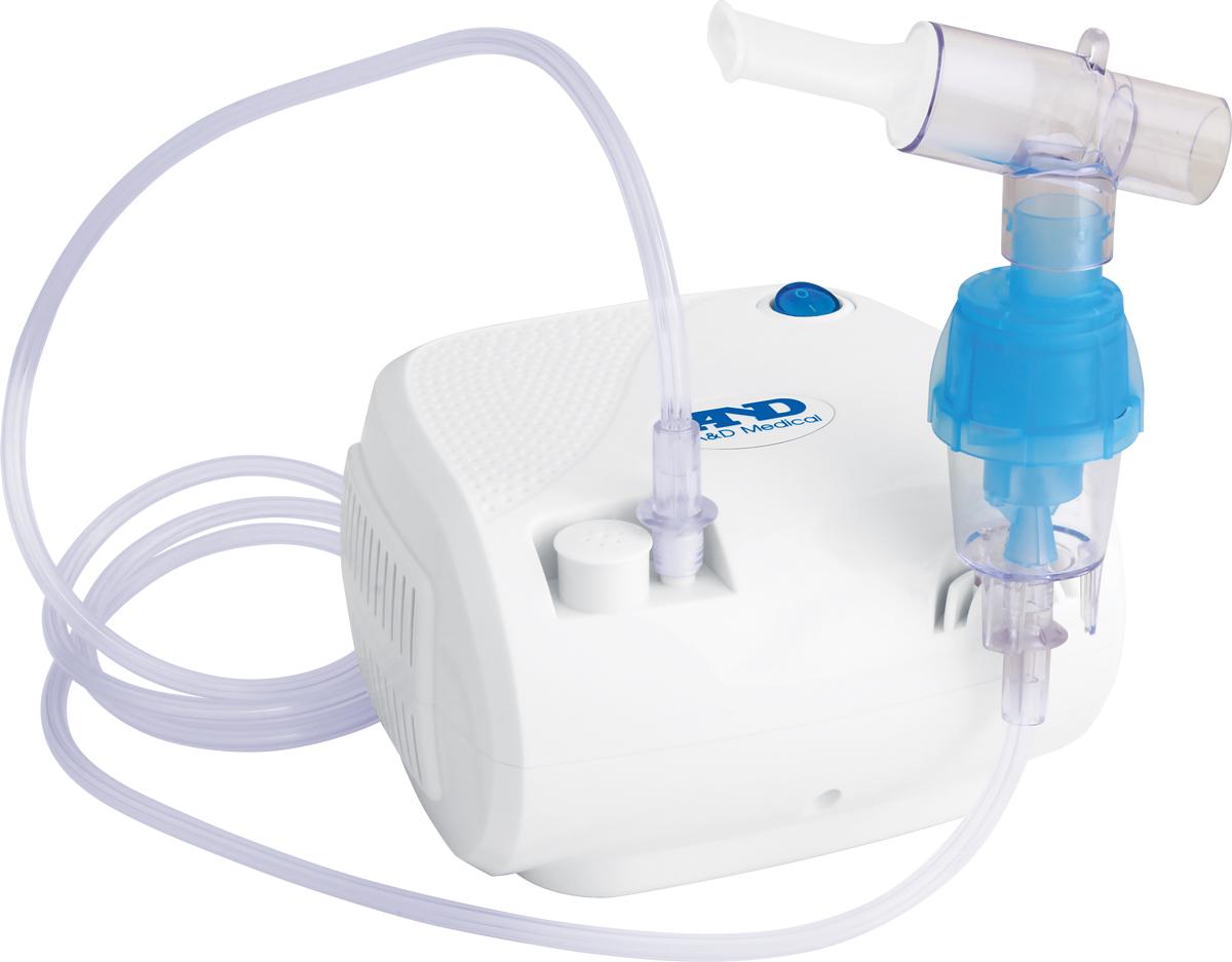 Ингалятор компрессорный AND CN-2330003934Компрессорный ингалятор CN233 - очень простой в использовании, управление одной кнопкой. Ингалятор, предназначенный для лечения и профилактики острых и хронических заболеваний дыхательных путей, в комплект входят 2 маски взрослая и детская. Список функция прибора:• Применяется при широком спектре заболеваний, в том числе ларингите, ларинготрахеите, бронхите, хронической обструктивной болезни легких, бронхиальной астме, ОРВИ, пневмонии.• Для лечения заболеваний всех отделов дыхательных путей: верхних и нижних. • Допускает широкий спектр разрешенных к использованию врачом лекарств• Произведен в соответствии с Европейским стандартом EN 13544-1• С функцией защиты компрессора от перегрева• Средний размер частиц аэрозоля (MMAD): 5 мкм• Скорость распыления аэрозоля: 0,25 мл/мин• Удобный кейс для хранения и переноски • Простой в использовании: удобная конструкция прибора, управление одной кнопкой• Оптимальное питание от сети: съемный шнур• Емкость для лекарств вмещает до 6 мл лекарственного препарата• Оптимальная комплектация для регулярного использования • Надежный: гарантия 5 лет на основной блок