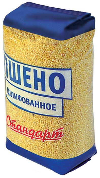 Стандарт пшено шлифованное, 900 г535Пшено Стандарт - качественная шлифованная крупа из многократно очищенного проса, с цельными зернами насыщенного ярко-желтого цвета. Из него получается пышная рассыпчатая каша с приятным вкусом и питательными свойствами.